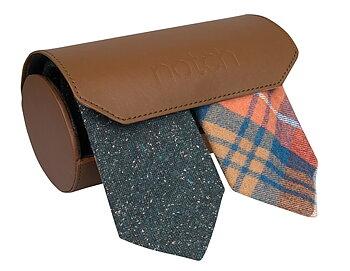 Resefodral för två slipsar [Notch]