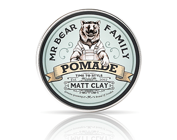 Pomade Matt Clay [Mr Bear Family]