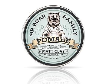 Pomade Matt Clay [Mr Bear Family]