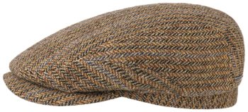 Hastings Virgin Wool Flat Cap [Stetson]