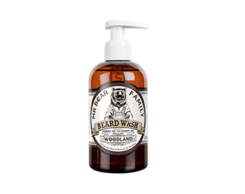 Beard Wash Woodland [Mr Bear Family]