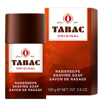 Shaving Soap Stick [Tabac]