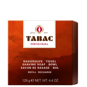Refill Shaving Soap Bowl [Tabac]