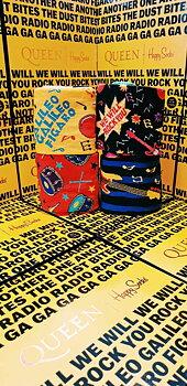 Presentbox QUEEN 4-pack [Happy Socks]