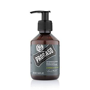 Beard Shampoo Cypress & Vetyver [Proraso]