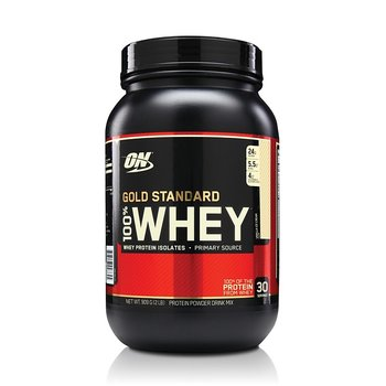 Optimum Nutrition 100% Whey Gold Standard, 908g. Double Rich Chocolate