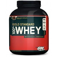 Optimum Nutrition 100% Whey Gold Standard, 2,273kg. Double Rich Chocolate