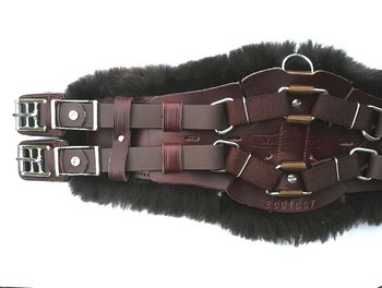 431. Dressage girth - Xpandgirth - SLIM