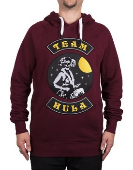 Team HULA - Big Patch Hoodie