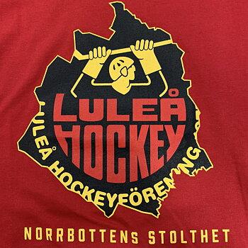 T-shirt Norrbotten Röd