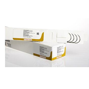 Steel sutur 2-0 X1 30mm ståltråd multifil 45cm [F2709] 12st