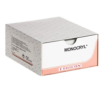 Monocryl sutur 4-0 JB-1 22mm lila 70cm [Y3100H] 36st