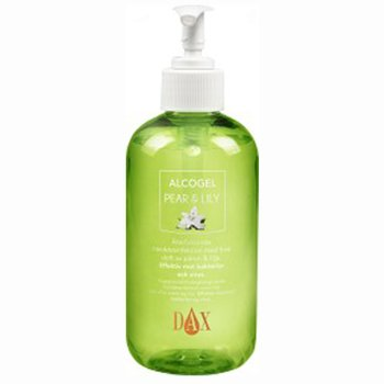DAX Alcogel Pear & Lily 250ml 1st
