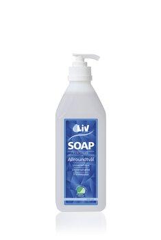 LIV allroundtvål parf pumpflaska 600ml 1st
