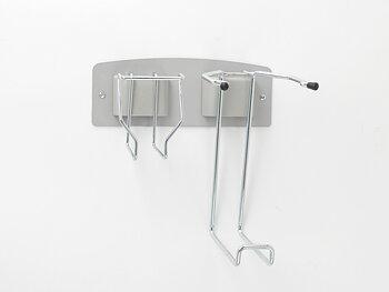 DAX hängskena vågrät för 2 dispensrar [175-1] 1st