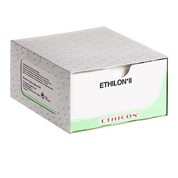 Ethilon sutur 2-0 FS 26mm svart 45cm [664H] 36st