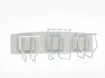 DAX hängskena vågrät för 3 dispensrar [174-1] 1st
