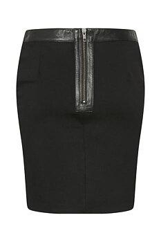 Culture Jeanel Skirt Black