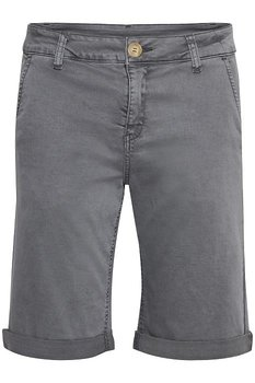 Culture Alba Shorts Smoked Pearl Grey