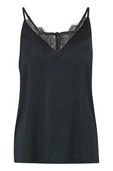 Saint Tropez Chantel Top Black