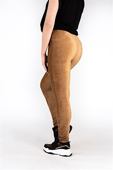 Capri Collection Unity Jeggings Kamelbrun