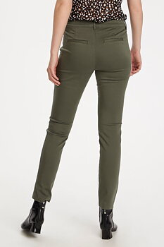 Saint Tropez Clothilde Pants Army Green