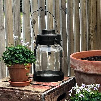 Lanterna i glas 26cm  - Ib Laursen