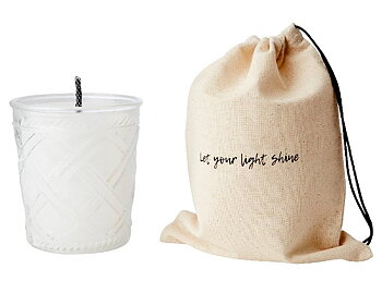 Utomhusljus i presentpåse 'Let your light shine' - Affari