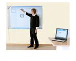 Halvmatt whiteboard