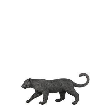 Serafina Leopard svart