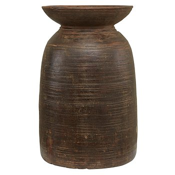 Vintage Wood Urna