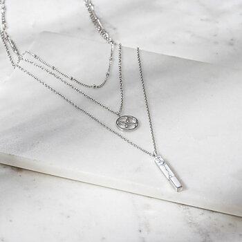 Halsband Jaipur silver