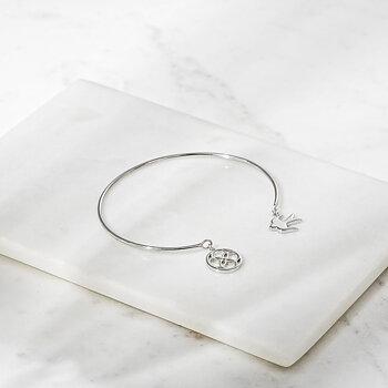 Armband Numata silver