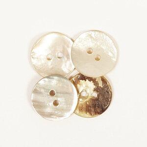 DROPS Knapp Pärlemor 15, 20  och 35 mm