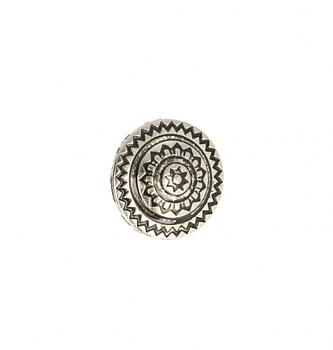 Metallknapp 17,5 mm och 22,5 mm