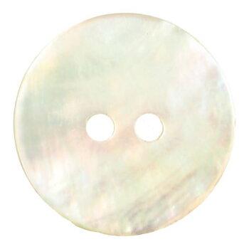Knapp pärlemor 15 mm
