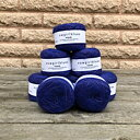 Cowgirl Blues garnpaket Kid Silk Solids Blueberry 2050 meter
