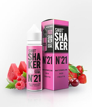 SHOT SHAKER Nº 21 Watermelon / Fruits 50ML