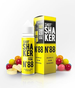 SHOT SHAKER Nº 88 Bubblegum Banana 50ML