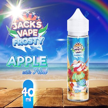 Jacks Vape / Apple Mint 40ml