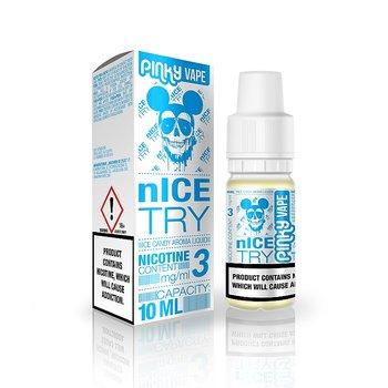 NICE TRY (ICE BOOM)