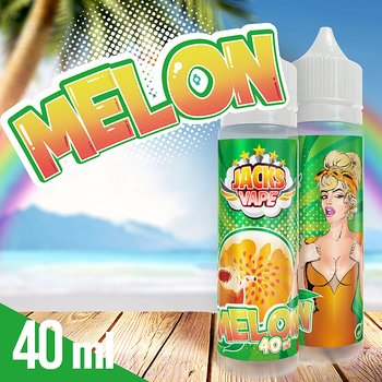 Jacks Vape / Melon 40ml