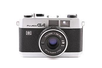 Begagnad Fujica GA mätsökarkamera