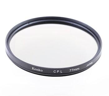 Begagnad Kenko CPL 77mm (cirkulärt polarisationsfilter)