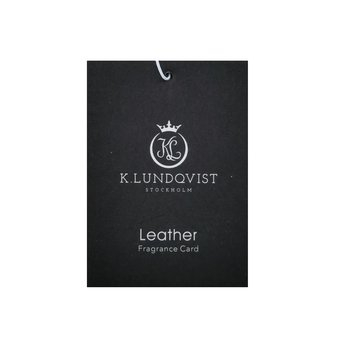 Bildoft/ garderobsdoft  - Leather (elegant läderdoft)