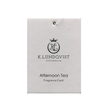 Bildoft/ garderobsdoft - Afternoon Tea (nybryggt té)