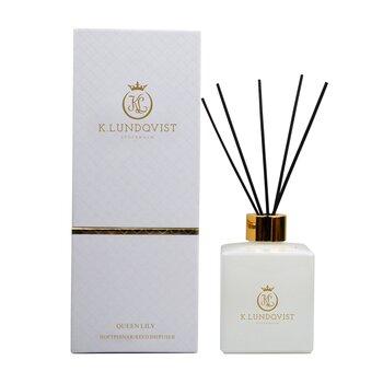Doftpinnar - Queen Lily (basilika & lime)