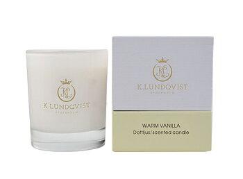 Doftljus - Warm Vanilla (en doft av vaniljglass)