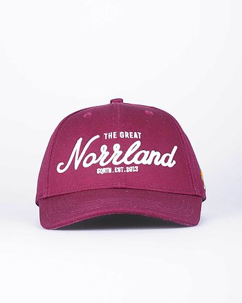 The Great Norrland Hooked Maroon Keps