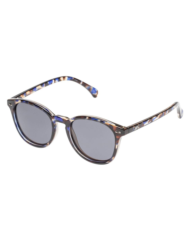 Bandwagon Navy Fleck Solglasögon